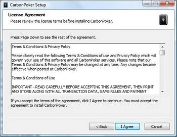 Carbon Poker download