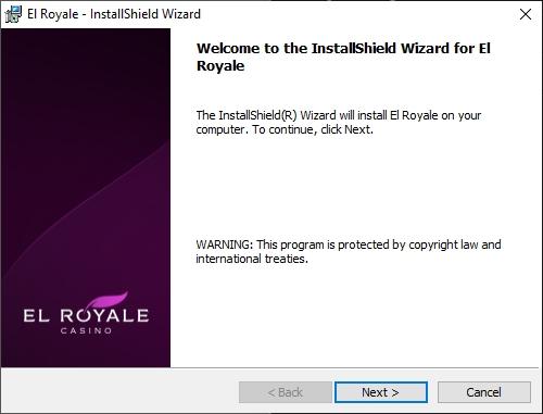 El Royale Casino Download